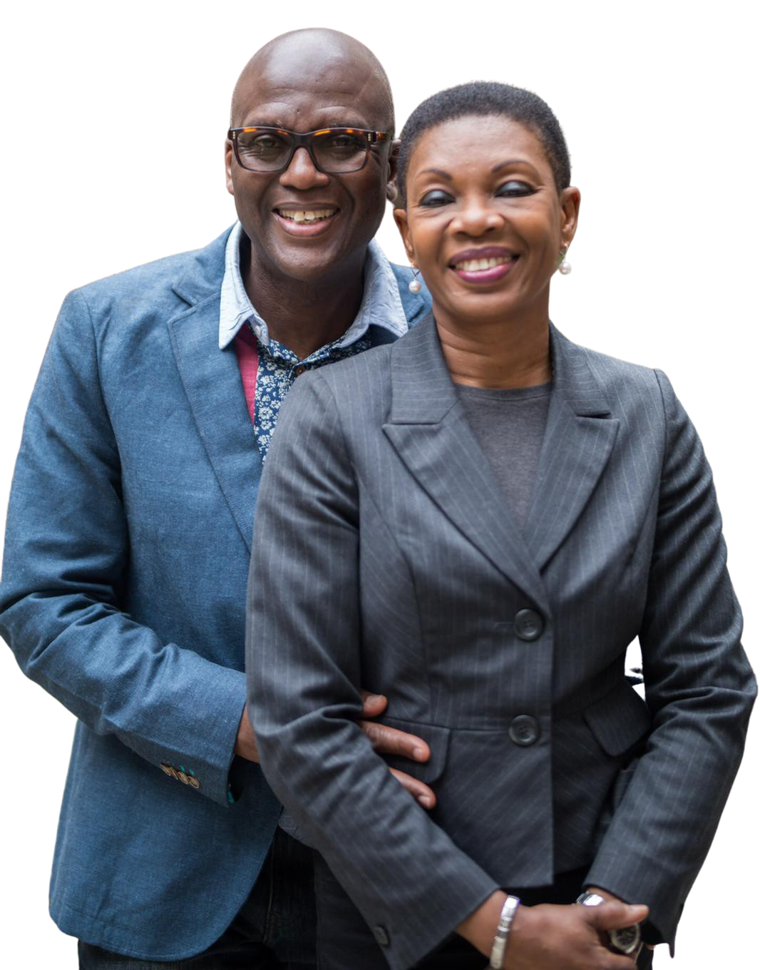 Pastor and Mrs O Efueye