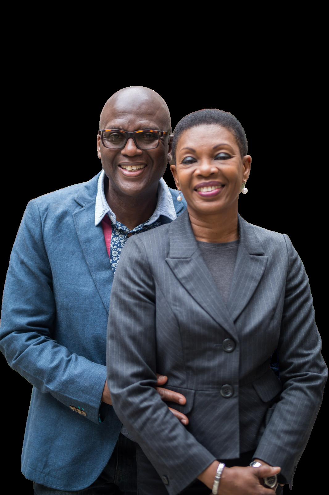 Pastor and Mrs O Efueye